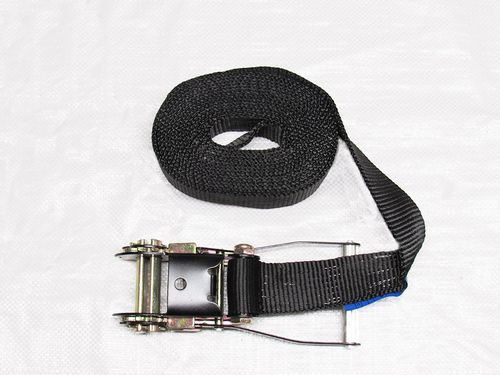 Black 50MM X 5M Tie Down Ratchet Strap Lashings